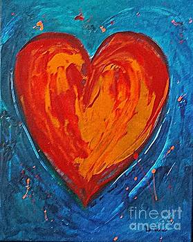 Strong Heart by Diana Bursztein