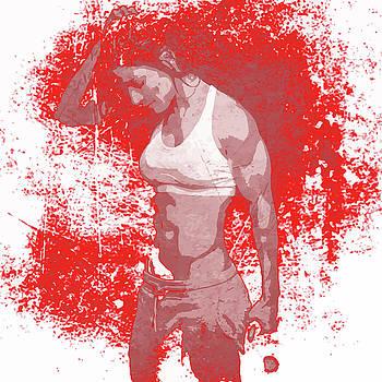 Strong Women 4 by John Novis