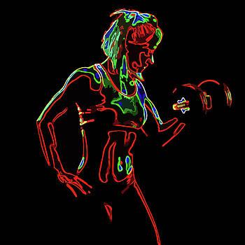 Strong Women 6 by John Novis