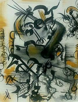 Strummin Along by Iris Fletcher