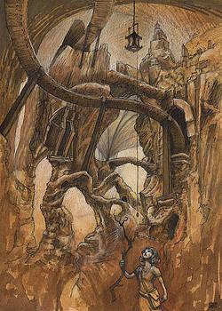Strunk Cavern by Ethan Harris