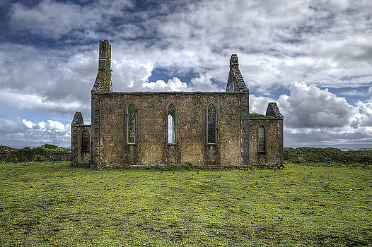 Enrico Pelos - StThomas Church in Aran Islands, Inis Mor