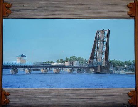 Stuart Train Bridge by Thomas Lenz