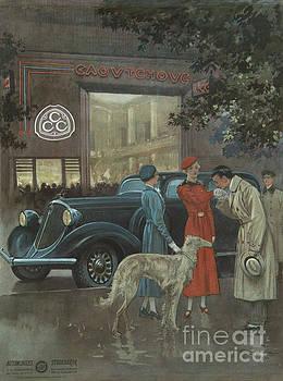 Studebaker #8704 by Hans Janssen
