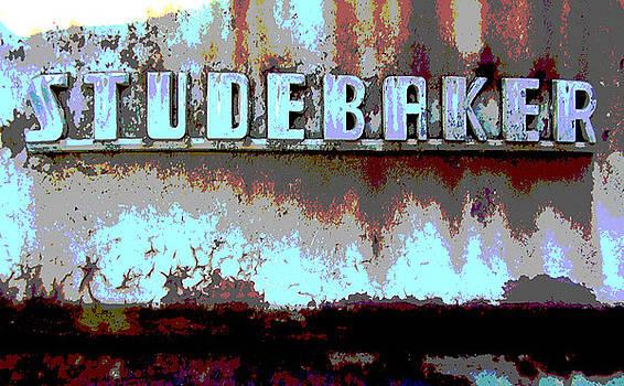 Studebaker  by Audrey Venute