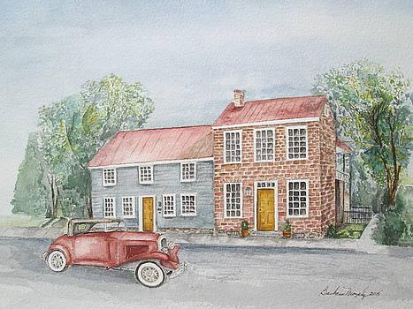 Studerbaker House-1790 by Barbara Murphy
