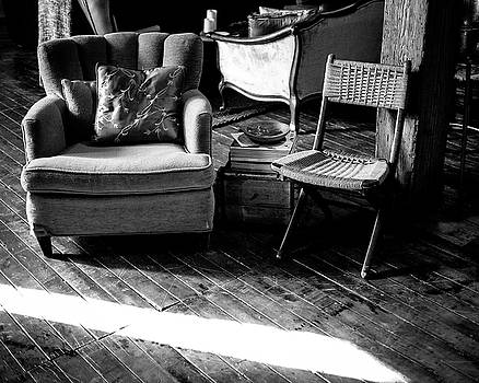 Studio Chairs by Giovanni Arroyo