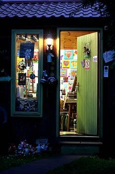 Studio Door by John  Nolan