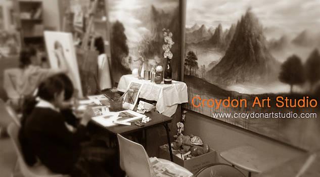 Studio Image by Croydon Art studio