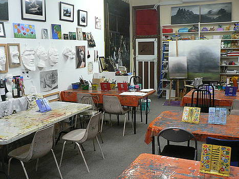 Studio Photo by Croydon Art studio