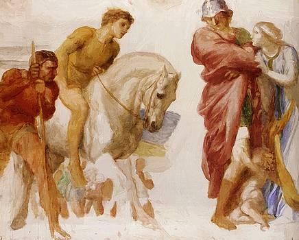 Watts George Frederick - Study For Coriolanus