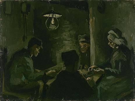 Study for The Potato Eaters' Nuenen, April 1885 Vincent van Gogh 1853  1890 by Artistic Panda