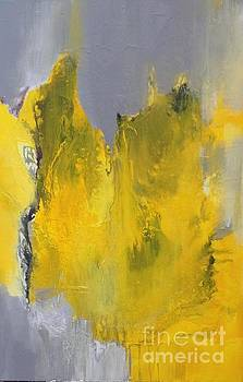 Study in Yellow and Grey by Elaine Callahan
