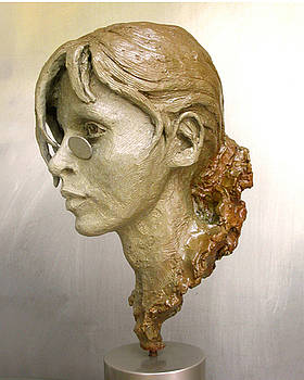Study Of A Head by Tsvetana Yvanova