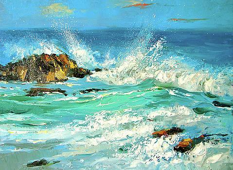 Study wave by Dmitry Spiros