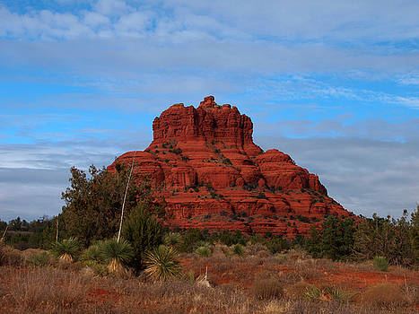Stunning Bell Rock by James Peterson