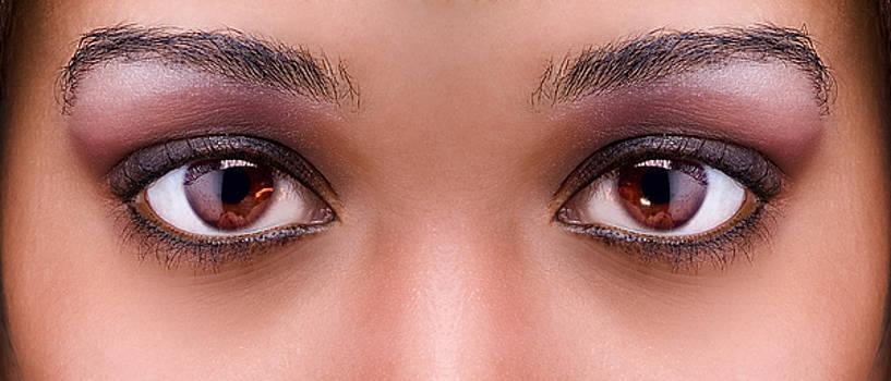 Val Black Russian Tourchin - Stunning Eyes