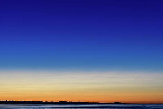 Stunning Sunset I by Debbie Ann Powell