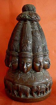 Stupa by Yogesh Agrawal