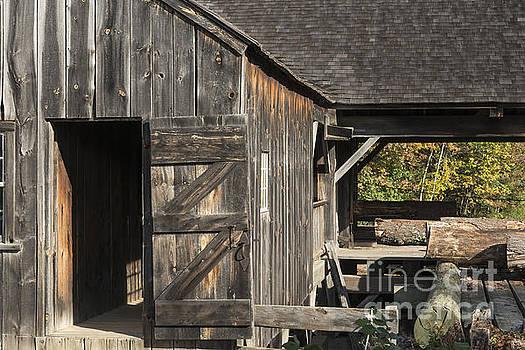Bob Phillips - Sturbridge Village Sawmill