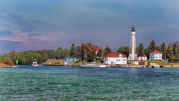 Susan Rissi Tregoning - Sturgeon Bay Ship Canal Light Tower