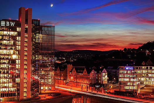 Stuttgart by Chris Thodd