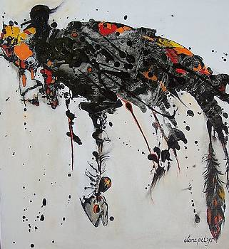 Stymphalion bird by Ilona Petzer