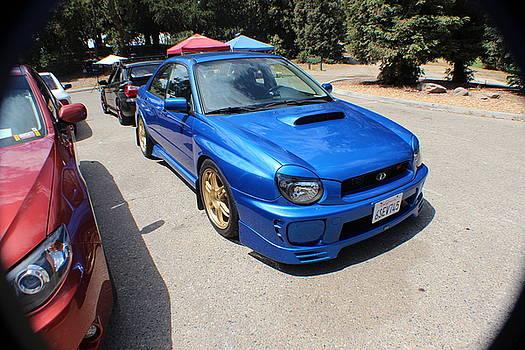 Subaru Meet by Brandon Yang