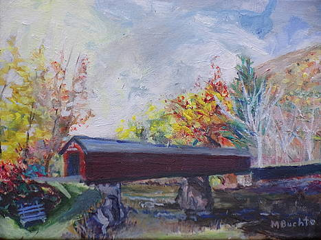 Sublime November Day by Margaret Buchte