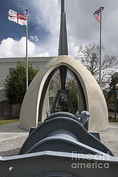 Dale Powell - Submarine Memorial