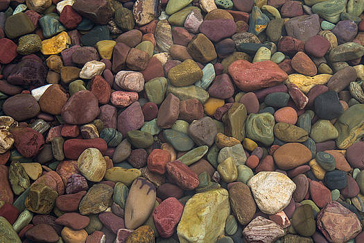 John Daly - Submerged Lake Stones