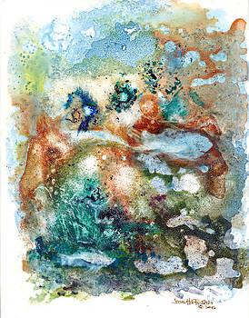 Subterranean Pond by Joan Hartenstein