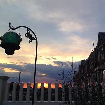 Suburban Sunset by Alyssa Pearson