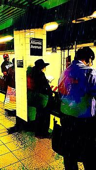 Subway by Cooky Goldblatt