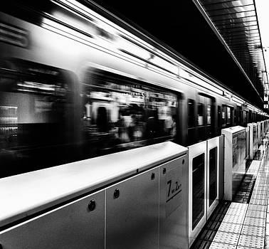 Subway by Hayato Matsumoto