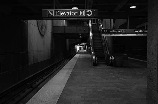 Subway by Kelly E Schultz