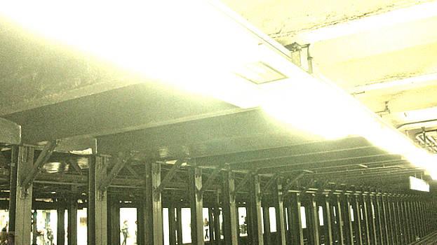 Subway Roof by Joshua Ackerman