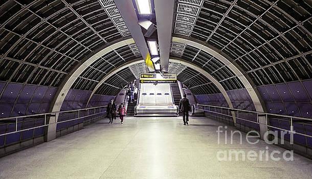 Svetlana Sewell - Subway