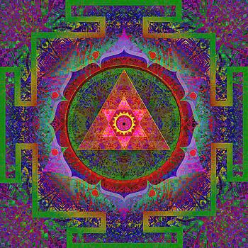 Success Mandala by Julian Venter