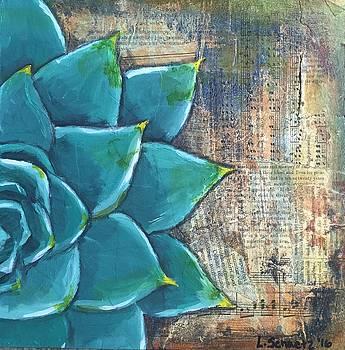Succulent by Leanne Schuetz
