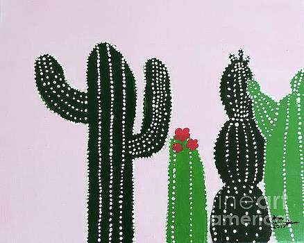 Artists With Autism Inc - Succulents