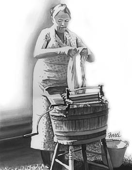 Suds In The Bucket by Ferrel Cordle