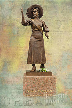 Suffragette Alice Hawkins by Linsey Williams