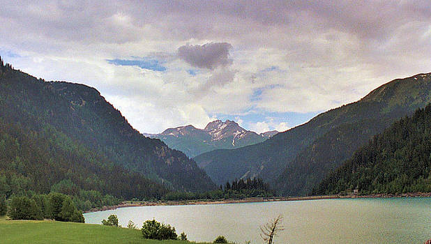 Sufnersee View by Steve Rudolph