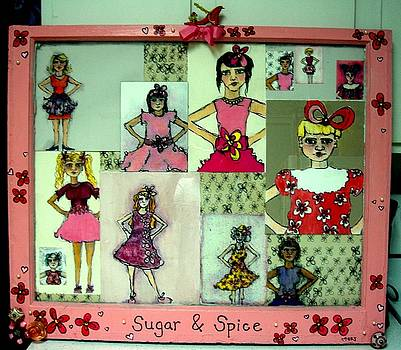 Sugar and Spice by Lizzie  Johnson