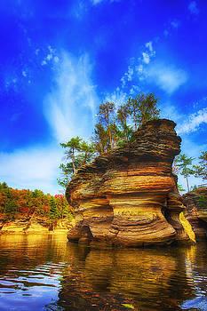 Sugar Loaf Island by Bill Frische