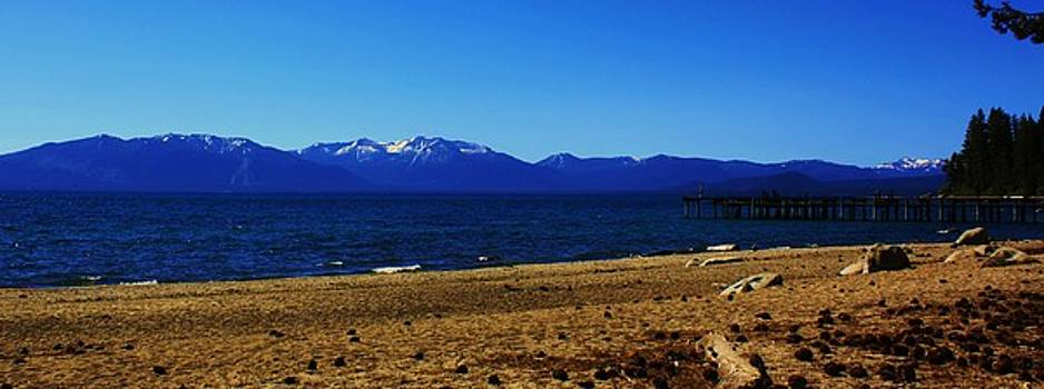 Sugar Pine State Park-Lake Tahoe by Russell  Barton