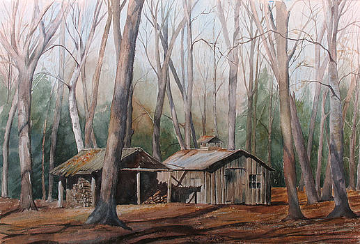 Sugar Shack by Debbie Homewood