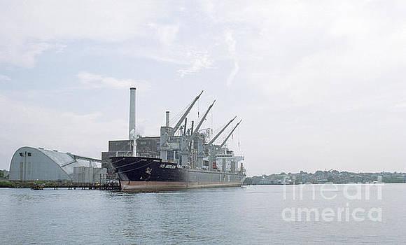 Sugar Ship by Paul Frederiksen