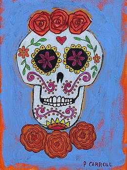 Sugar Skull by Peggy Carroll